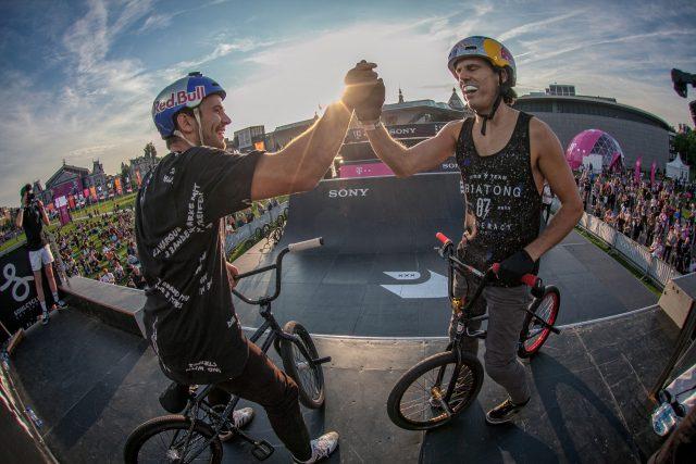Urban Sports Week Amsterdam 2021 komt er aan!