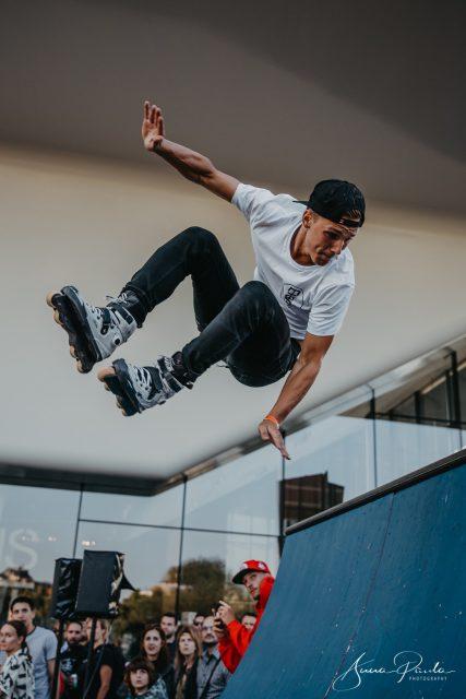Inline skate contest 2021