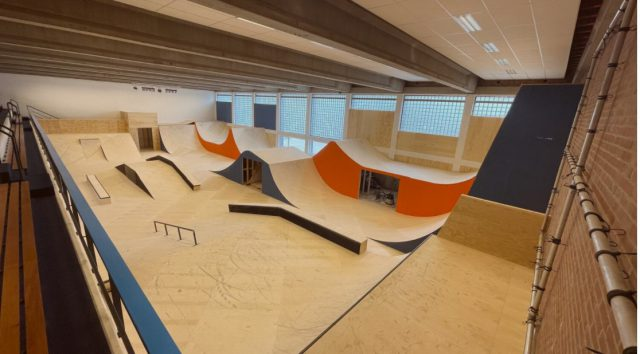House of Urban Sports (HUS)
