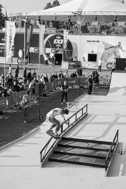 Amsterdam International Skateboard Contest