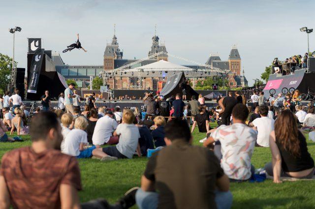 Urban Sports Week Amsterdamterug op 23 en 24 oktober 2021