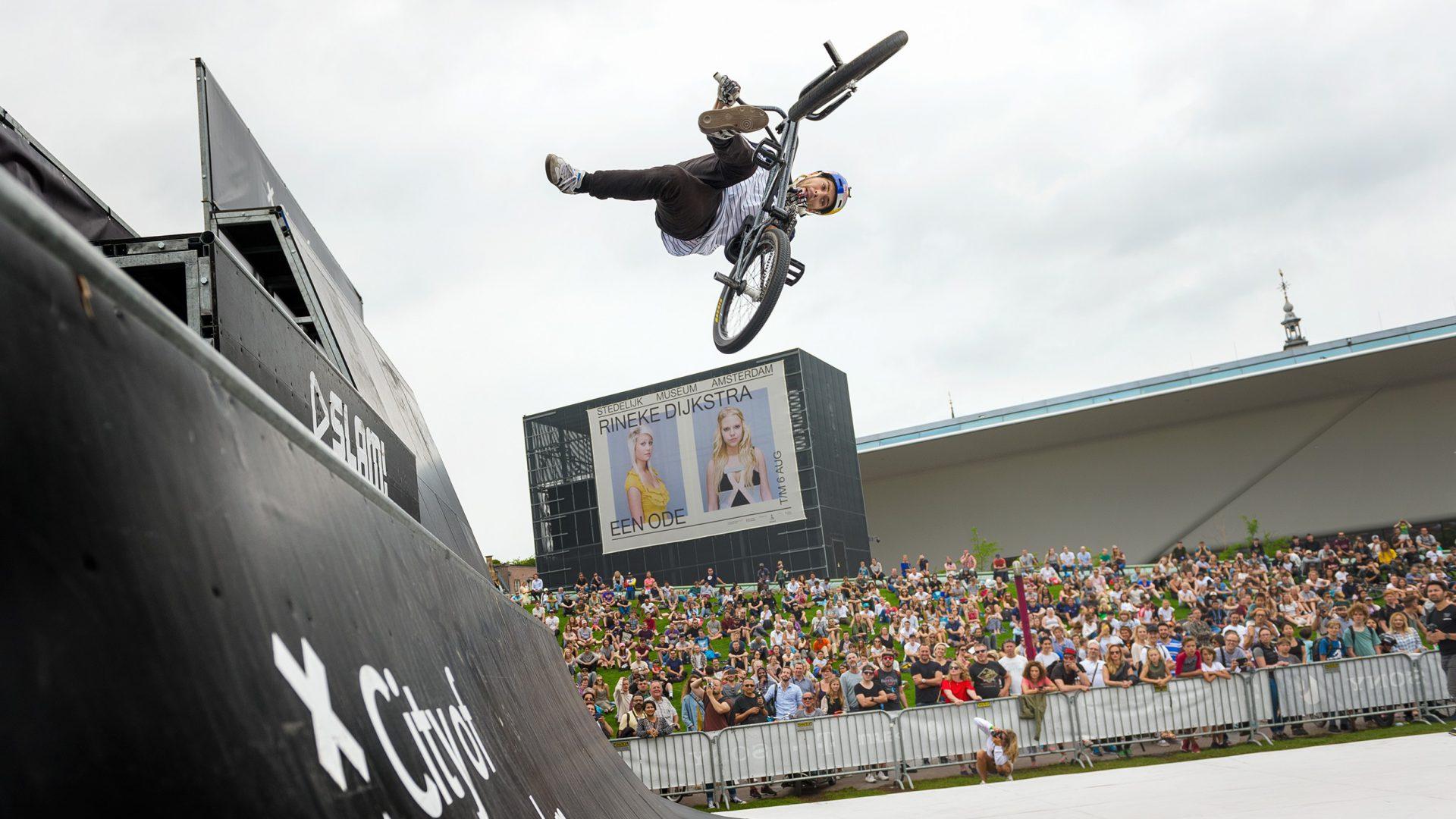 winnaar BMX Park